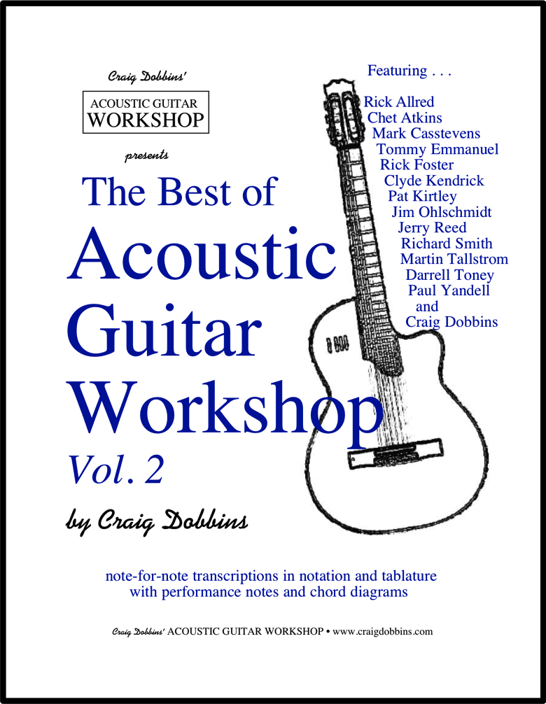 Acoustic Guitar Workshop Archive